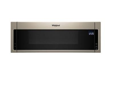 "30"" Whirlpool 1.1 Cu. Ft. Low Profile Microwave Hood Combination - YWML75011HN"