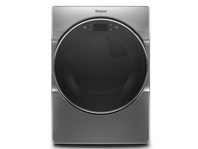 """27"""" Whirlpool 7.4 Cu. Ft. Smart Front Load Electric Dryer - YWED9620HC"""