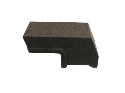 Atrend Single 10 Inch Sealed Carpeted Subwoofer Enclosure - A621-10CP
