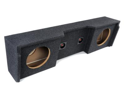 Atrend Dual 10 Inch Sealed Carpeted Subwoofer Enclosure - A152-10CP