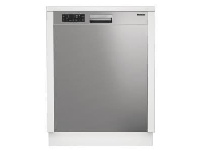 """24"""" Blomberg Front Control Dishwasher  - DWT25502SS"""