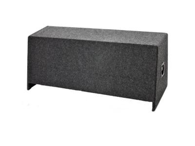 Atrend Dual 12 Inch Sealed Carpeted Subwoofer Enclosure - A122-12CP