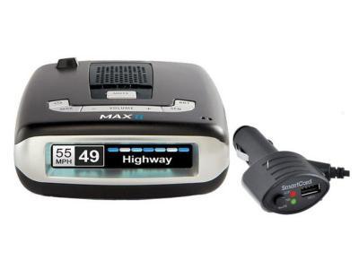 Escort Radar Detector With GPS - MAX2