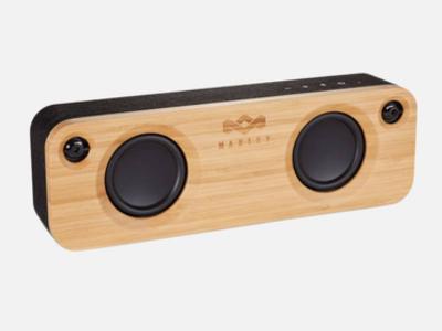 House Of Marley Get Together BT Portable Bluetooth Speaker - EM-JA006-SB