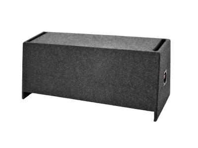 Atrend Dual Vented Carpeted Subwoofer Enclosure - A122-12CPV