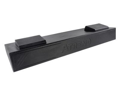 Atrend Dual 12 Inch Sealed Spraylinered Subwoofer Enclosure - A184-12