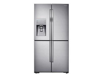 """36"""" Samsung 22.5 Cu.ft French Door Refrigerator with Triple Cooling   - RF23J9011SR"""