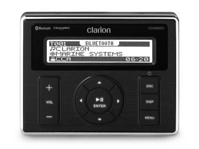 Clarion Black Box Digital Media Receiver With Commander - CMS20