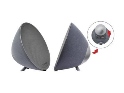 Escape Platinum Wireless Stereo Bluetooth Speakers with Built In Microphone - SSBT746