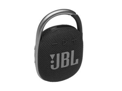 JBL Clip 4 Ultra-Portable Waterproof Speaker - JBLCLIP4BLKAM