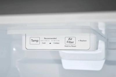 "30"" Frigidaire Gallery 20 Cu. Ft. Top Freezer Refrigerator - FGHT2055VD"