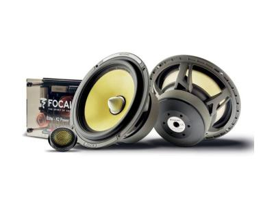 Focal 6.5 Inch Two-Way Component Kit - ES165K2