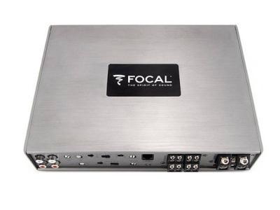 Focal Digital Power Class D 4-Channel Amplifier - FDP4600