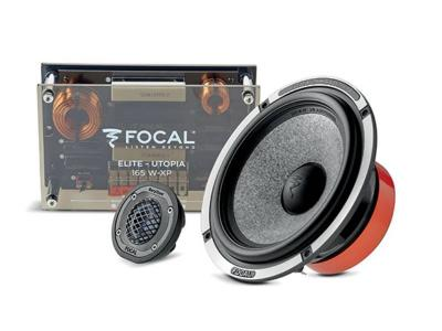 Focal Utopia M Series 6.5 Inch Component Speaker System - 165WXP