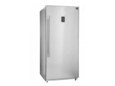 """28"""" Forno 13.8 Cu. Ft. Upright Freezer with Energy Star Certified - FFFFD1933-28RS"""