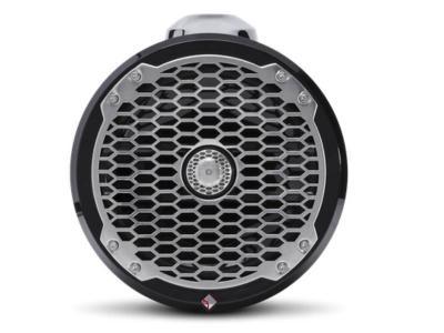 Rockford Fosgate 8 Inch Punch Marine Wakeboard Tower Speakers in Black - PM282W-B
