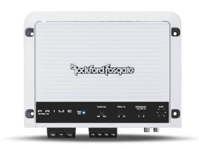Rockford Fosgate Prime Marine 750 Watt Class-D Mono Amplifier - M750-1d