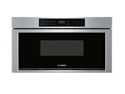 """30"""" Bosch 1.2 Cu. Ft. Microwave  Drawer  Stainless Steel - HMD8053UC"""