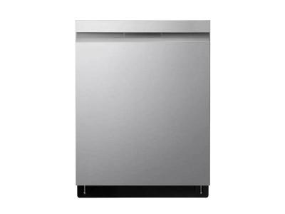 """24"""" LG Smudge Resistant Top Control Dishwasher with TrueSteam - LDP6810SS"""
