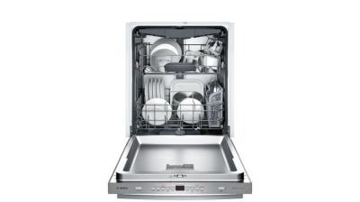 "24"" Bosch 300 Series Built In Fully Integrated  Dishwasher - SHXM63W55N"
