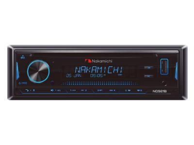 Nakamichi 1 DIN DVD Receiver - NQ921B