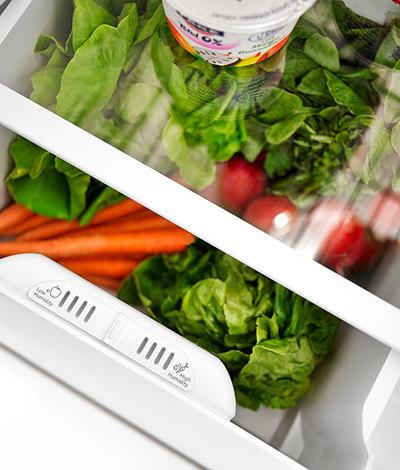 "30"" Amana 18 Cu. Ft. Top-Freezer Refrigerator - ART318FFDW"