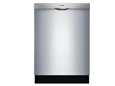 """24"""" Bosch 300 Series Built-In Dishwasher Stainless Steel - SHSM63W55N"""