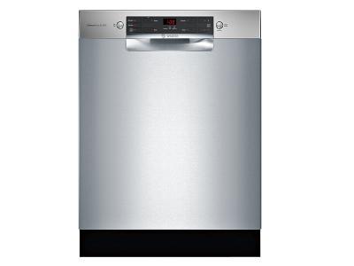 "24"" Bosch 300 Series Dishwasher In Stainless Steel - SHEM53Z35C"