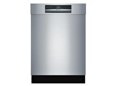 "24"" Bosch Recessed Handle Dishwasher - SHEM78WH5N"