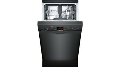 """18"""" Bosch Full Console Dishwasher In Black - SPE53U56UC"""
