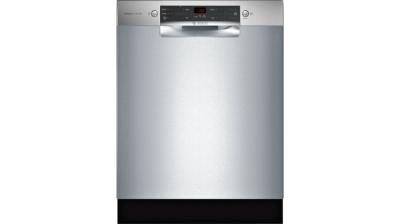 """24""""  Bosch 300 Series Recessed Handle Special Application Dishwasher - SGE53X55UC"""