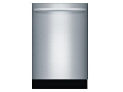 """24"""" Bosch 800 Series Fully Integrated Dishwasher Stainless Steel - SGX68U55UC"""