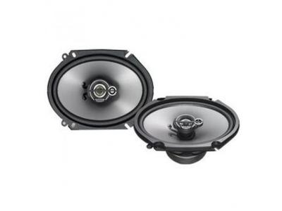 """Clarion 300W MAX. 6"""" x 8"""" CUSTOM FIT MULTIAXIAL 3-WAY SRG6833C"""