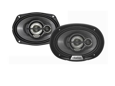 """Clarion 450W MAX. 6"""" × 9"""" MULTIAXIAL 3-WAY SRG6933R"""