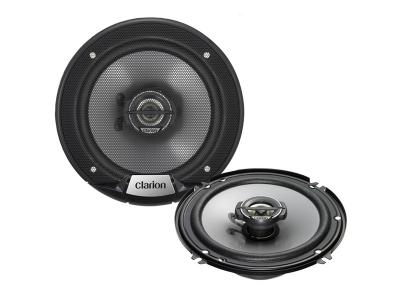 """Clarion 260W MAX. 6-1/2"""" COAXIAL 2-WAY SRG1623R"""