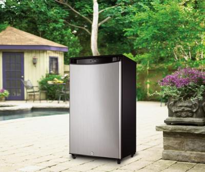 "18"" Danby 3.3 Cu. Ft. Outdoor Compact Refrigerator - DAR033A1BSLDBO"