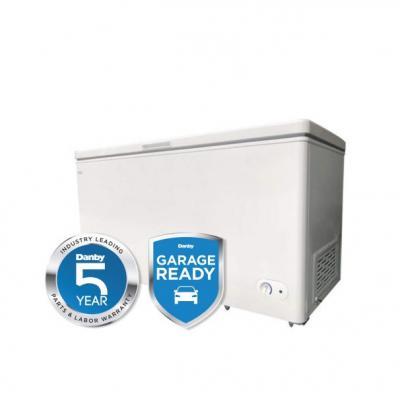 "60"" Danby 14.5 Cu. Ft. Freestanding Chest Freezer - DCF145A3WDB"