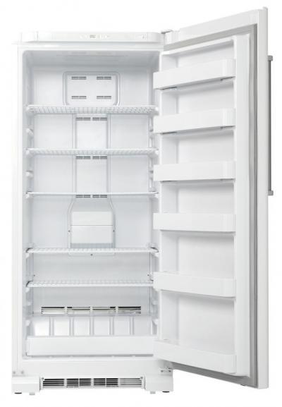 """30"""" Danby 16.7 Cu. Ft. Upright Freezer in White - DUF167A4WDD"""