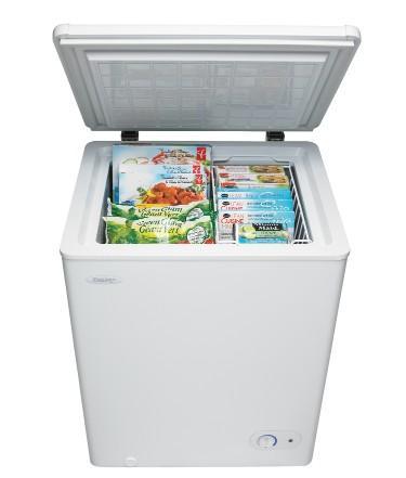 "25"" Danby 3.8 Cu. Ft. Chest Freezer - DCF038A3WDB"