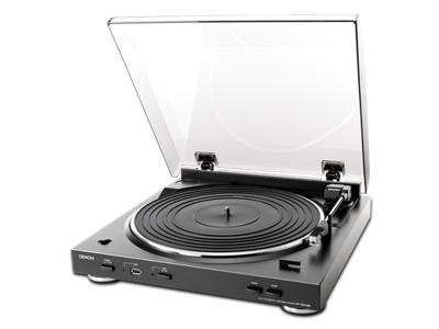 Denon  Fully Automatic Turntable with MP3 Encoder DP200USB