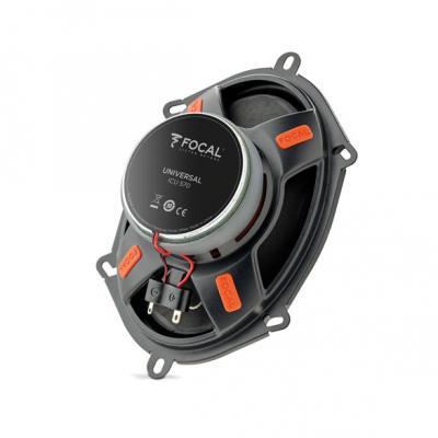 "Focal 5""x7"" 2-way Universal Integration Series Car Speakers - ICU570"