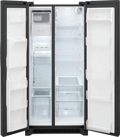 """33"""" Frigidaire 22.3 Cu. Ft. Capacity Side by Side Refrigerator - FRSS2323AD"""