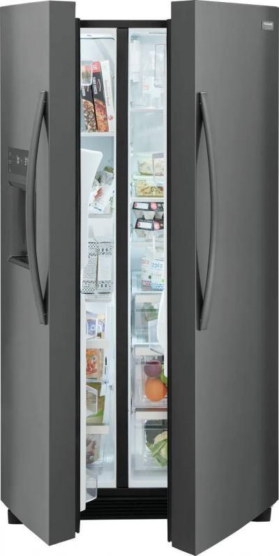 "36"" Frigidaire Gallery 22.3 Cu.ft Capacity Side by Side Refrigerator - GRSC2352AD"