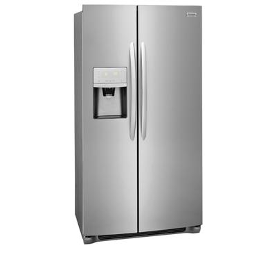 "36"" Frigidaire Gallery 25.6 Cu. Ft. Side-by-Side Refrigerator - FGSS2635TF"
