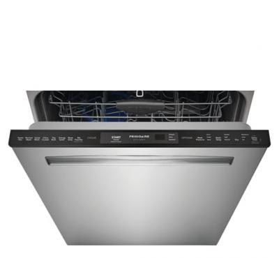 "24"" Frigidaire Gallery Built-In Dishwasher with Dual OrbitClean Wash System - FGIP2468UF"