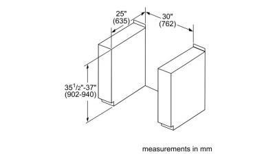 Bosch 4.6 Cu. Ft. 800 Series Electric Slide-in Range - HEI8046C
