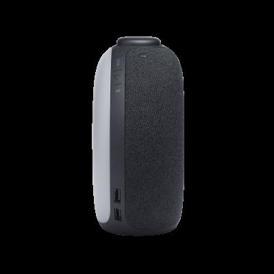 JBL Horizon 2 Bluetooth Clock Radio Speaker With FM In Black - JBLHORIZON2BLKAM