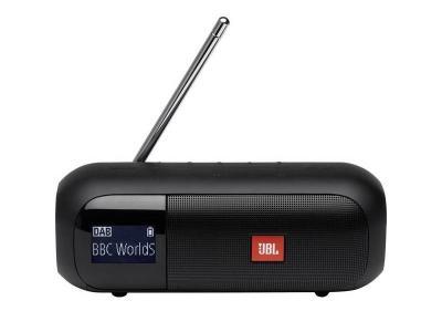 JBL Bluetooth Speaker FM Radio in Black - Tuner 2
