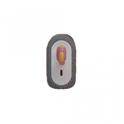 JBL Go 3 Portable Bluetooth Speaker  in Grey - JBLGO3GRYAM