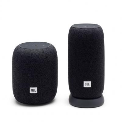 JBL Link Music Wi-Fi Speaker - JBLLINKMUSICBLKAM